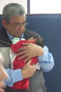 Mi papá y la Sofía