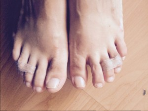Olvide lo lindo de mis pies ¿ya?