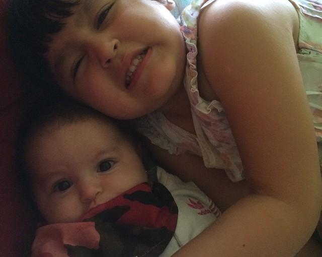 #Maternidad ¿Enseñar acompartir?