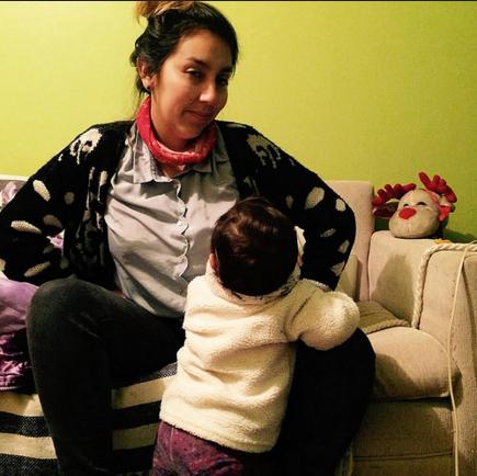 #Maternidad Soy mamá de dos y tengofibromialgia