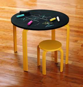 Chalkboard_Paint_Table_Black