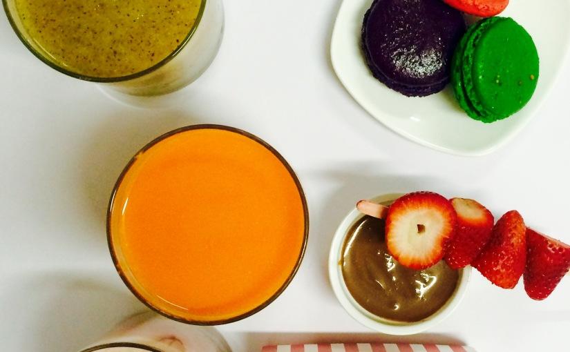 Día del Niño: Así se llena la comida decolores