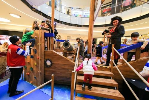Escuela de piratas
