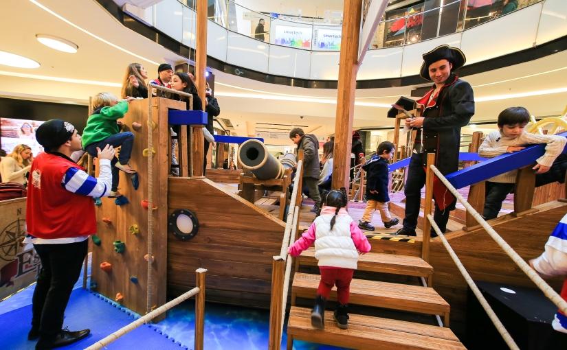 Mall Arauco Quilicura celebra el Día del Niño junto al cumpleaños deSnoopy