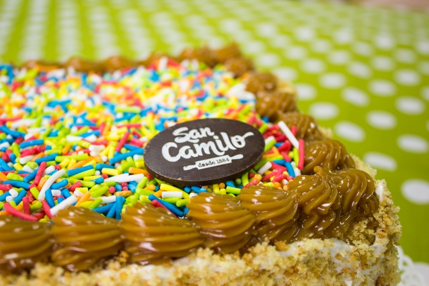 torta san camilo