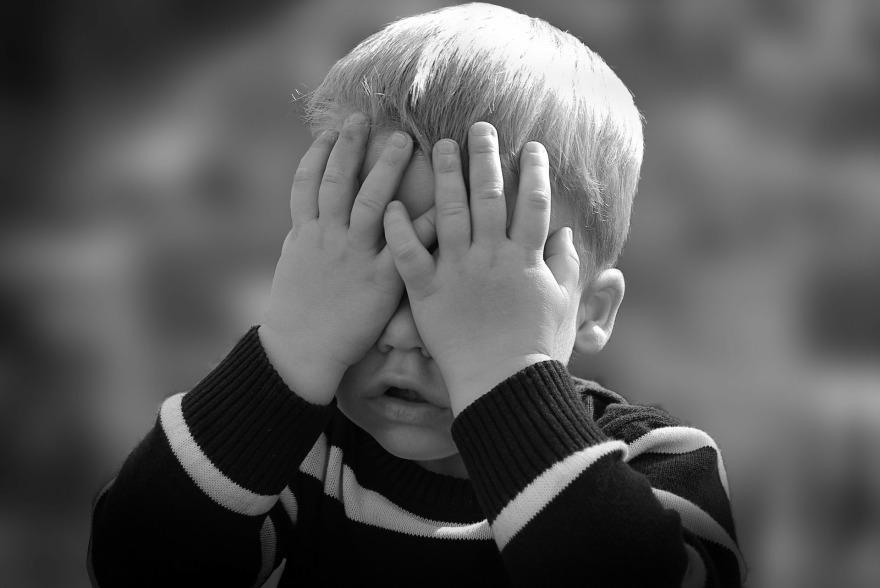 niños problemas a la vista