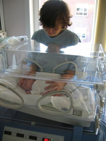bebe neonatología