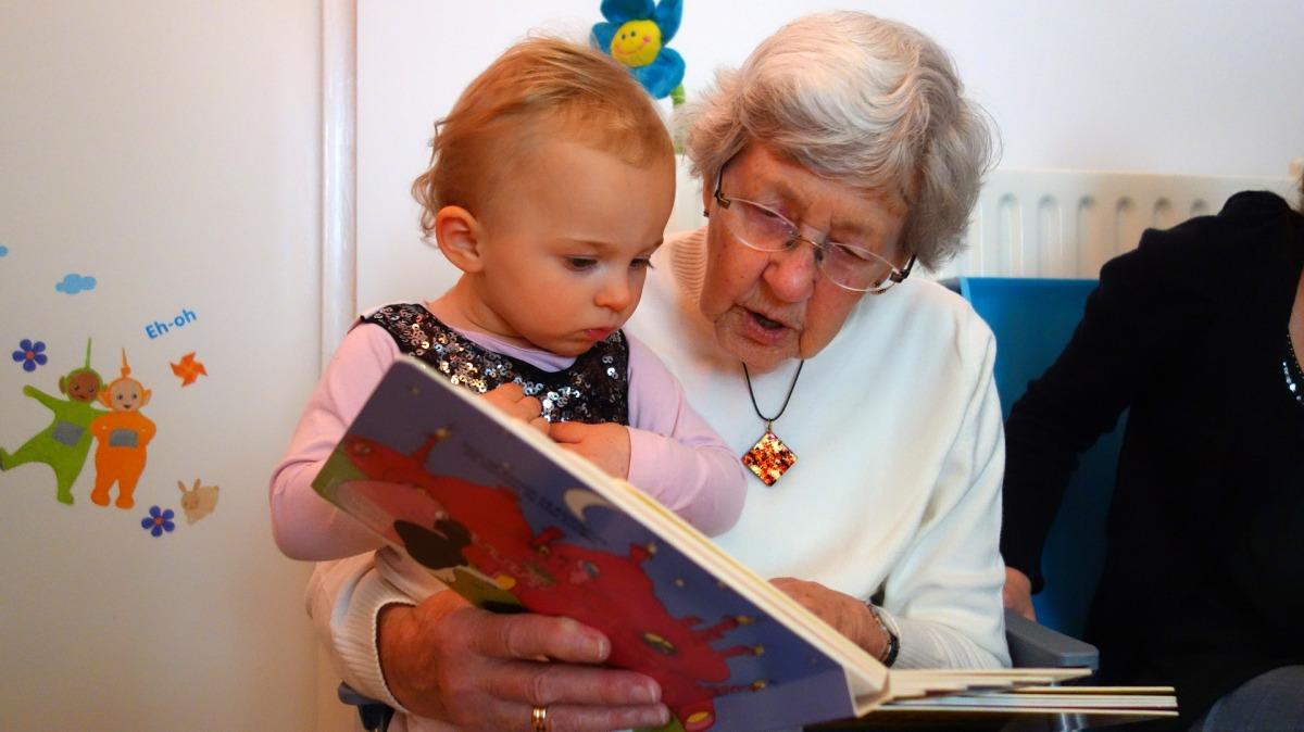 #Maternidad Cómo enriquecer el vocabulario de los niños