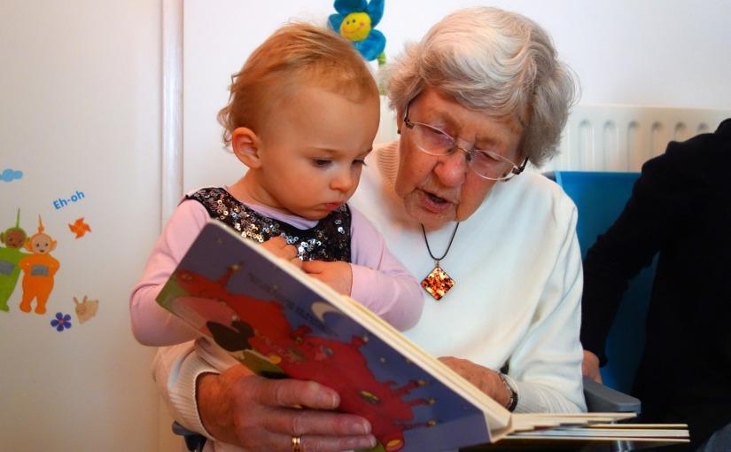 #Maternidad Cómo enriquecer el vocabulario de losniños