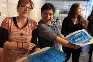 Biblioteca de Santiago firma convenio sobre programación culturalinclusiva