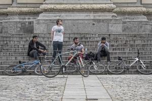 bicicleta deporte