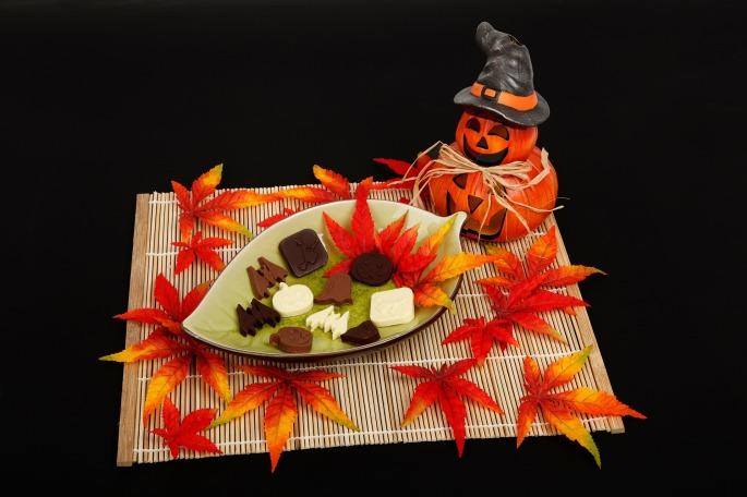 dulces halloween