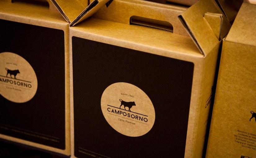 Camposorno inaugura nueva tienda gourmet enSantiago