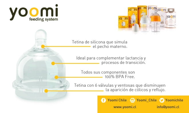 yoomi chile beneficios