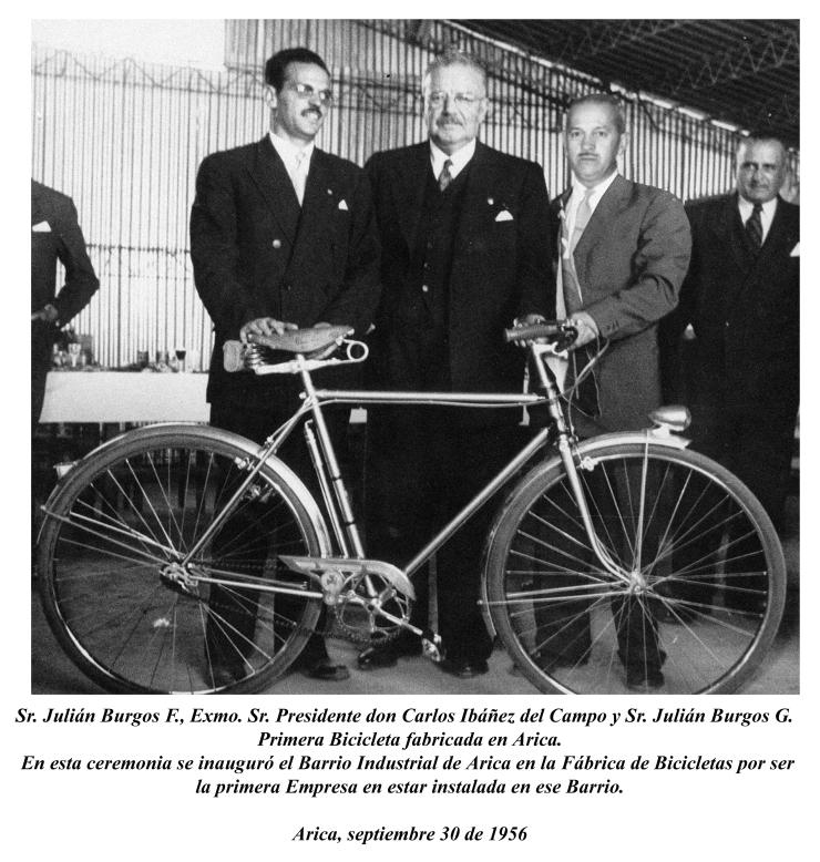 primera bicicleta oxford