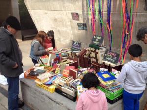 cumpleaños biblioteca de santiago