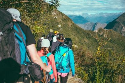 trekking cerro