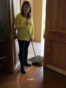 limpieza casa excell