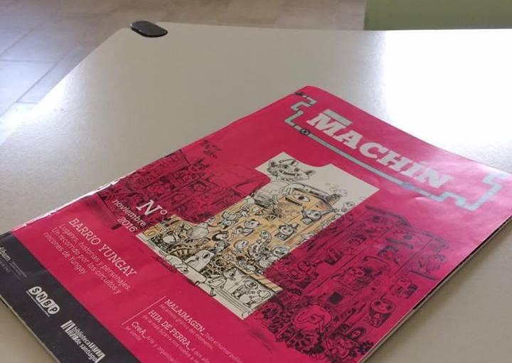 """Se enciende la """"Bibliomachín"""": Lanzamiento revista cultural de la Biblioteca deSantiago"""