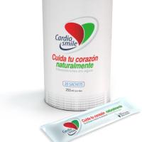 Cardiosmile, la solución que reduce el colesterol de forma natural