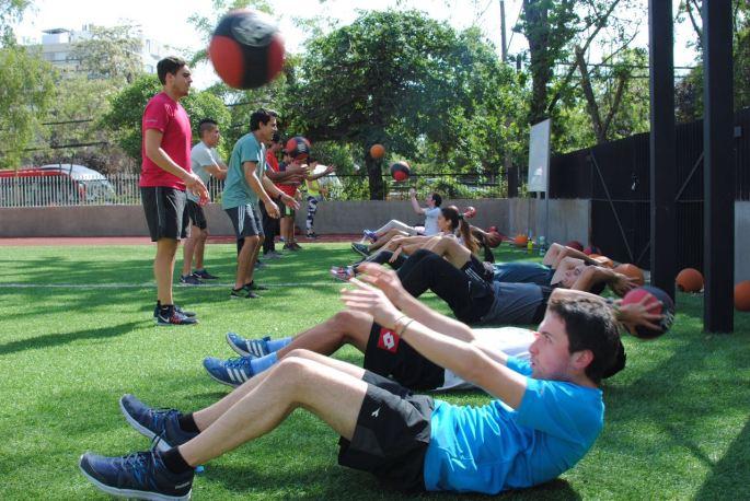 entrenamiento calor