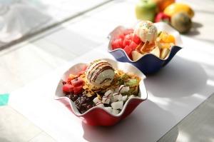 helados calorías