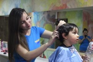 peluquería infantil