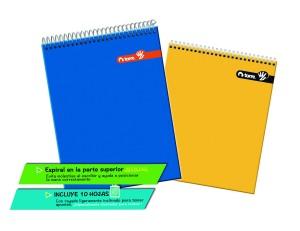 cuadernos zurdos Torre