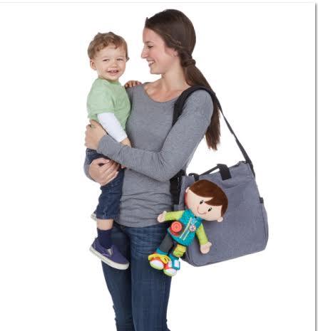 Juguetes ideales para viajar con niños envacaciones