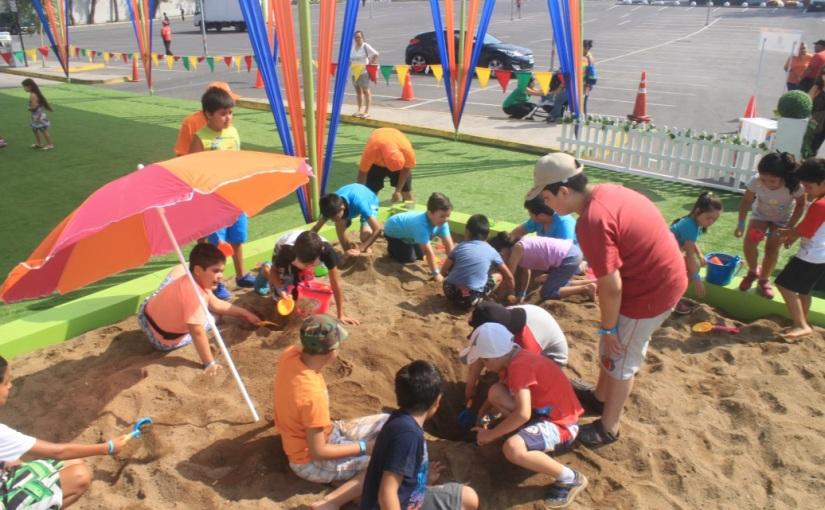 PANORAMA: Mall Arauco Quilicura realizará campamento de veranogratuito