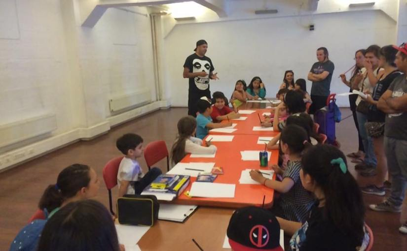 PANORAMAS: ¡Inscríbete en los Talleres de Verano Gratuitos de la Biblioteca deSantiago!