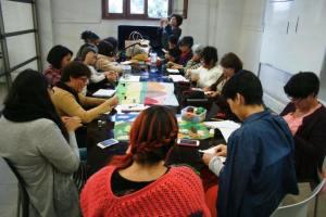 talleres de verano biblioteca de santiago