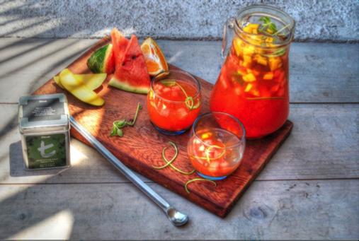 Recibe #Marzo con los creativos cocktails#Dilmah
