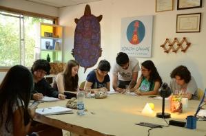 foto academia Canvas
