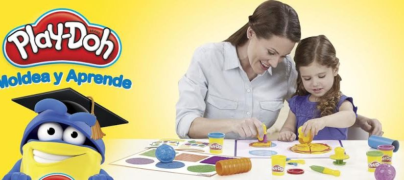 #VueltaaClases con Play-Doh