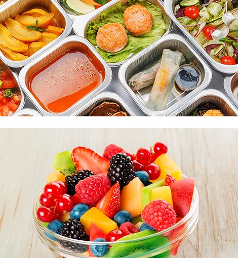 #VueltaaClases Cómo preparar colaciones saludables y entretenidas para tushijos