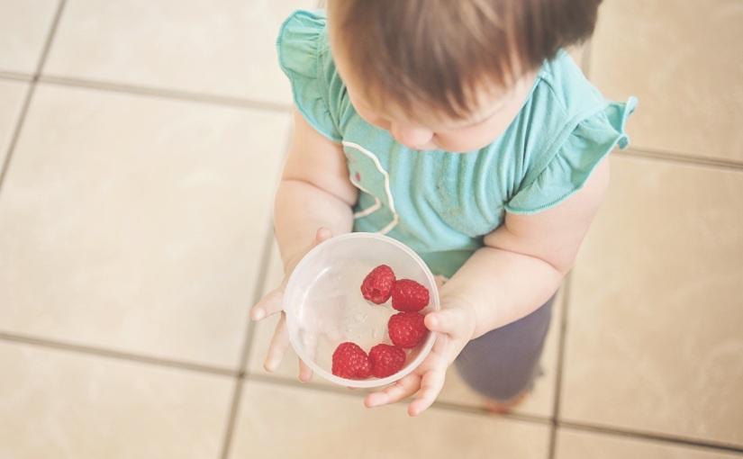 La alimentación en los primeros 3 años de vida es crucial para el desarrollointelectual