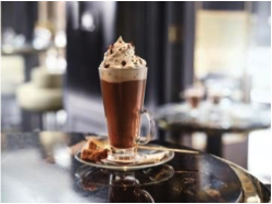 Hot chocolate Baileys