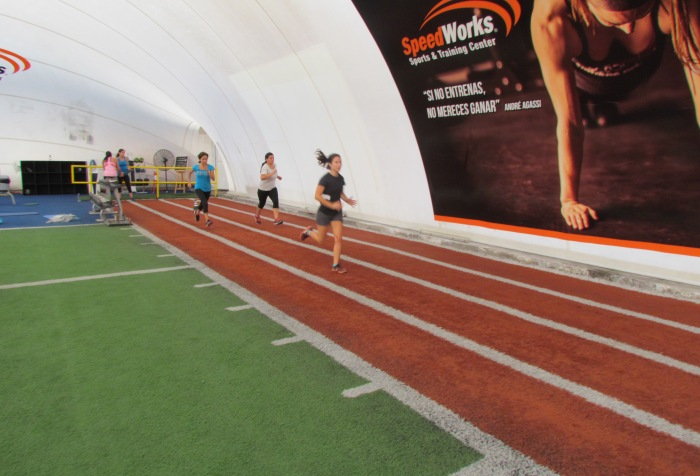 Runnin SpeedWorks
