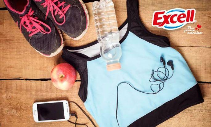 Maratón limpieza excel