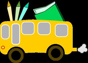 furgón escolar