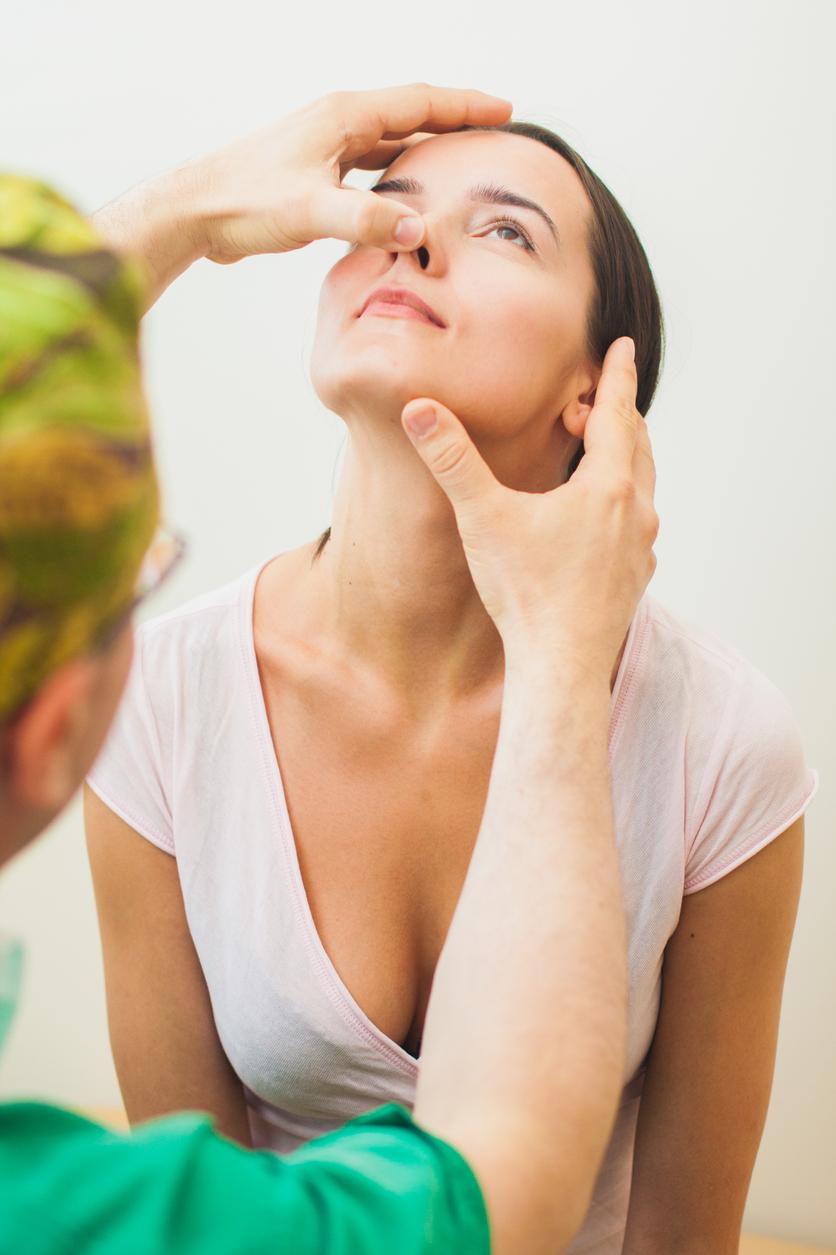 cirugía plástica nariz