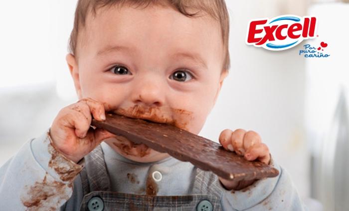 manchas chocolate