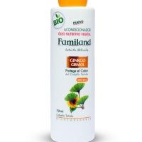Repara tu cabello gracias a los nuevos acondicionadores Familand con óleo nutritivo vegetal
