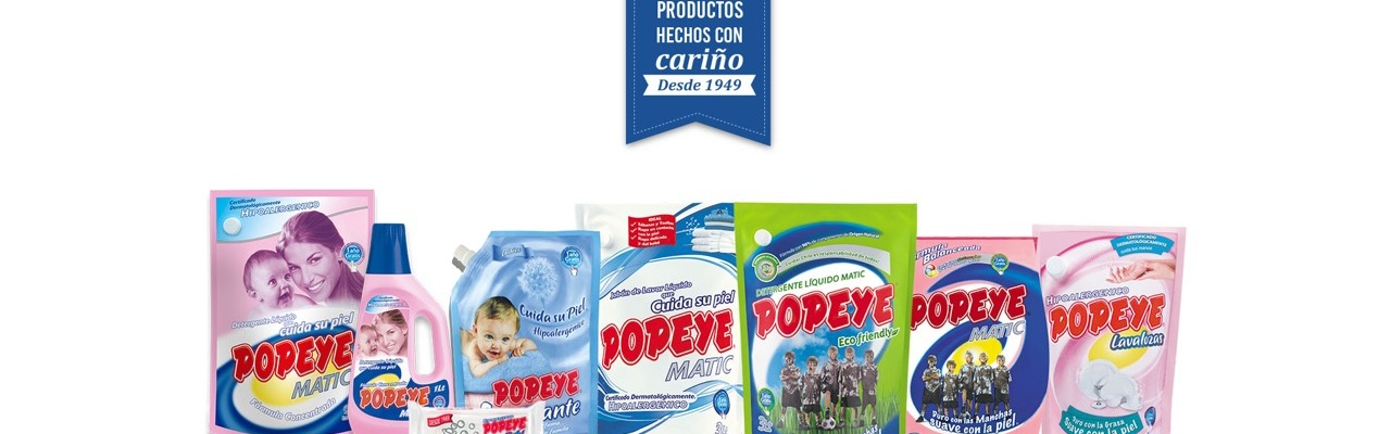 detergentes popeye
