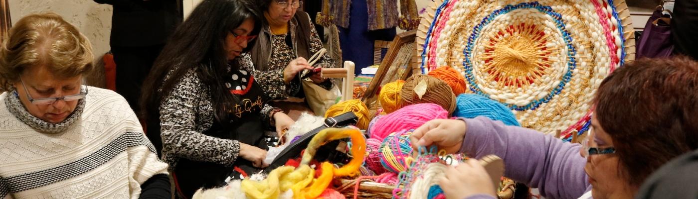 expo mundo lanas
