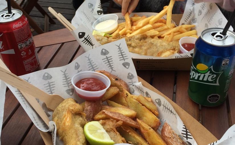 #DíadelaMadre Nos adelantamos al día de la mamá con Hook'sFish&Chip
