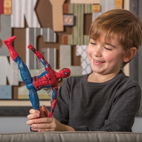 Juguetes Spiderman Hasbro