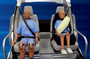 Seguridad niños silla auto