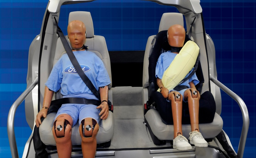 #Seguridad ¿Qué elementos debemos considerar en el traslado en auto de niños yniñas?